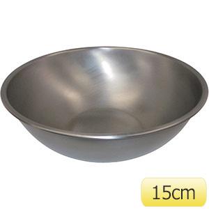 TRUSCO ステンレスボール IKD エコミキシングボール 15cm E01400001640 1343