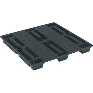 TRUSCO 輸出梱包用スキットパレット 1100×1100 TJCS21111 8000
