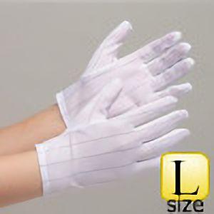 静電気帯電防止手袋 M−7077 L 10双入