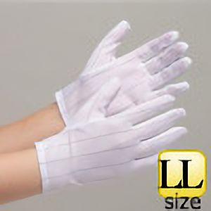 静電気帯電防止手袋 M−7077 LL 10双入