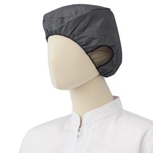 エレクト・ネット帽 EL−400−1BK (20枚X10袋) ブラック L