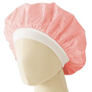 エレクト・ネット帽 (穴あき) EL−122 ピンク フリー 200枚入