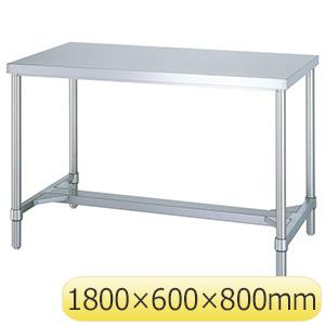 WH−E型 ステンレス導電作業台 SUS430 WH−18060E