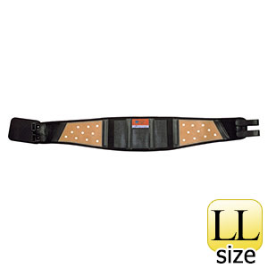腰部保護ベルト DR−1G (男性用) らくようたい ブラック LL
