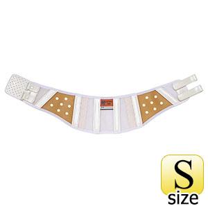 腰部保護ベルト DR−1L (女性用) らくようたい ホワイト S