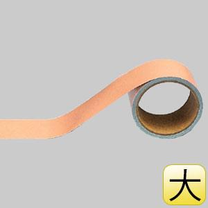 配管識別テープ 445−15 うすい黄赤 (大)