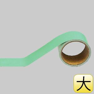配管識別テープ 445−19A うすい緑 (大)