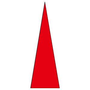 ゲージマーカー 446−81 赤