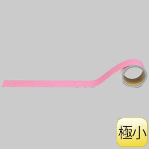 配管識別テープ 447−08A うすい赤 (極小)
