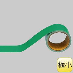 配管識別テープ 447−17A 緑 (極小)