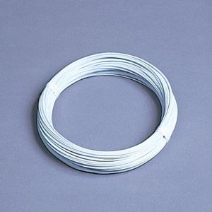 針金白ビニール 460−70 被覆針金