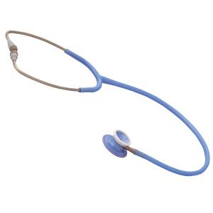 聴診器 ナーシングフォネット ダブル No.126 セイルブルー