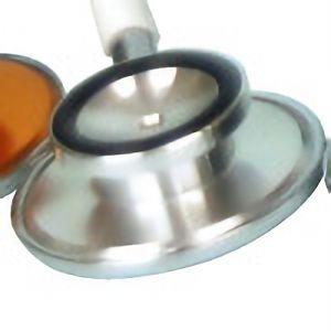ダブルヘッド聴診器 FT−800 シルバー