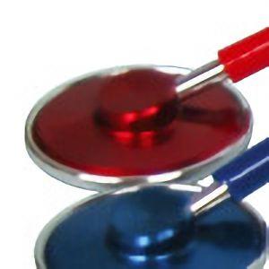 シングルヘッド聴診器 NL−11 レッド