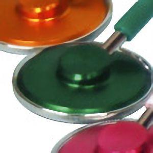 シングルヘッド聴診器 NL−11 グリーン