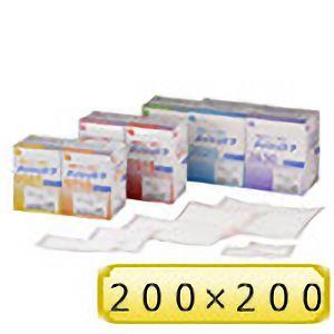 高吸収パッド 滅菌メッシュケア2020 200×200mm 15枚/箱