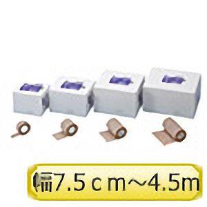 包帯 Gチャックタイ 3号 7.5cm×4.5m 10巻/箱