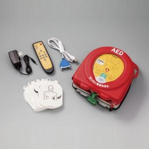 AEDトレーニングユニット レスキューハート トレーニングユニット