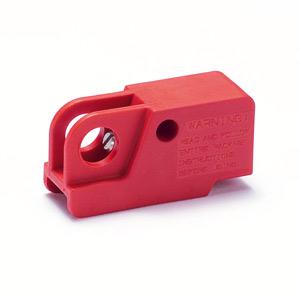 サーキットロックアウト 806−446 ミニサーキットブレーカー用ロックアウト