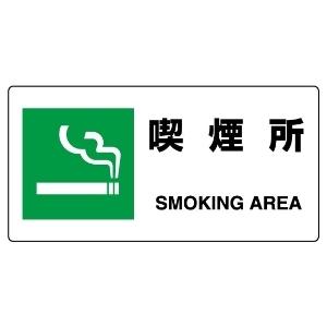 JIS規格標識 818−15A 喫煙所