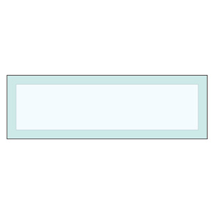 床面表示ステッカー 819−492 100巾用