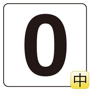 番号表示ステッカー 844−80 0