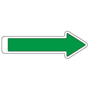 矢印テープ 862−18 緑