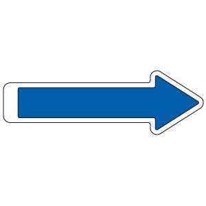 矢印テープ 862−20 青
