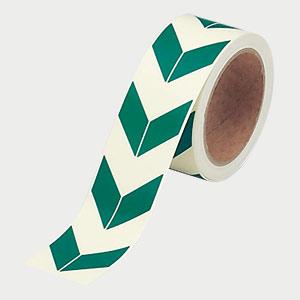 蓄光誘導テープ 862−86 床貼用