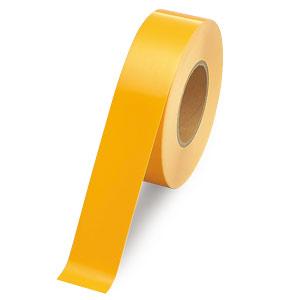 ユニテープ 863−732 強粘着 黄 50幅×50m巻
