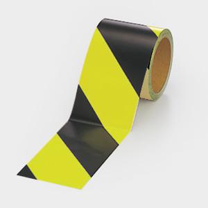 蛍光反射テープ 864−61 黄/黒 黄部反射