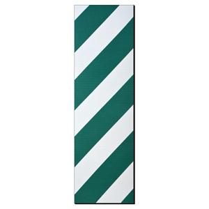 ソフトガードクッションシート 866−108 緑/白