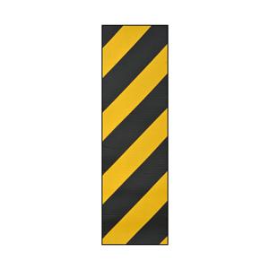 ソフトガードクッションシート 866−109 黄/黒
