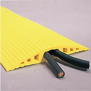 プロテクター 866−128 ソフトカラー 黄5m巻