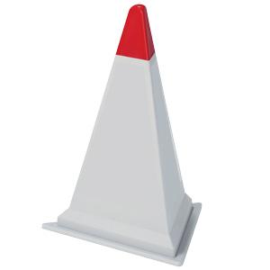 サインピラミッド 867−75GY 本体 グレー