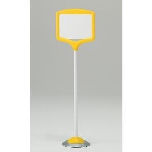 フリー表示スタンド 868−85YE 黄