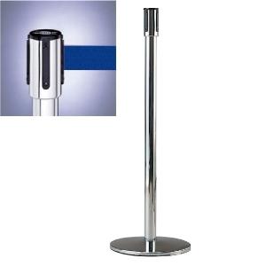 リールベルトポスト 870−7002 テンサバリアー 銀