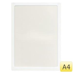 ポケットパッド 877−69 白 A4