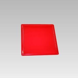 赤鉄板 893−09 450×450×0.5 明治山
