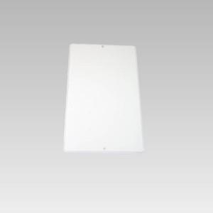 白鉄板 893−20 400×680×0.8 普通山