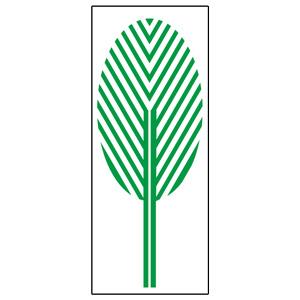 ジョイシール 914−01 ストライプツリー グリーン