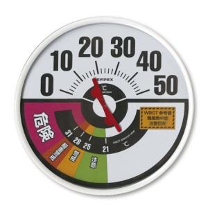 熱中対策 防雨型温度・WBGT値計 HO−237