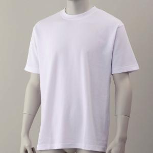 ドライメッシュTシャツ HO−61W−4 ホワイト 3L