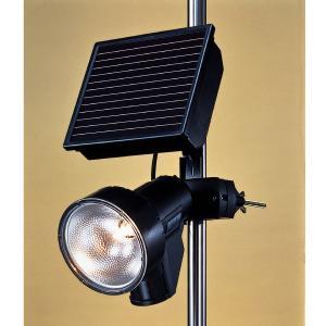 人感センサ付照明機器 ナイトスキャン LA−30LED ソーラー式(LEDタイプ)