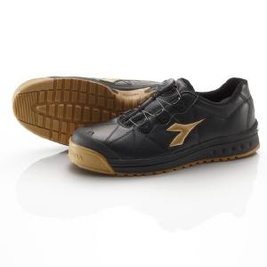 ディアドラ フィンチ FC−292 ブラック&ゴールド&ブラック