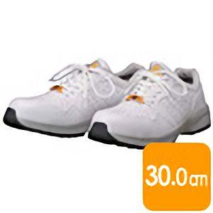 静電気帯電防止靴 ダイナスティ SD−11 大 ホワイト