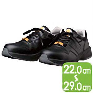 静電気帯電防止靴 ダイナスティ SD−22 ブラック