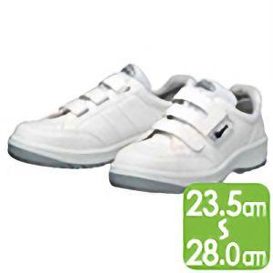 静電作業靴 D1003静電 ホワイト
