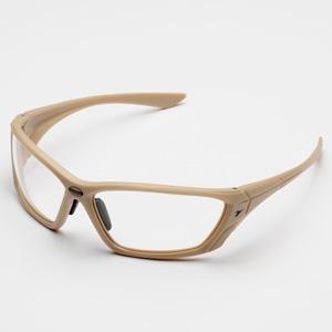 ディアドラ 保護メガネ シャグ SG−99C ベージュ クリア