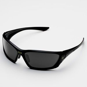 ディアドラ 保護メガネ シャグ SG−22S ブラック スモーク
